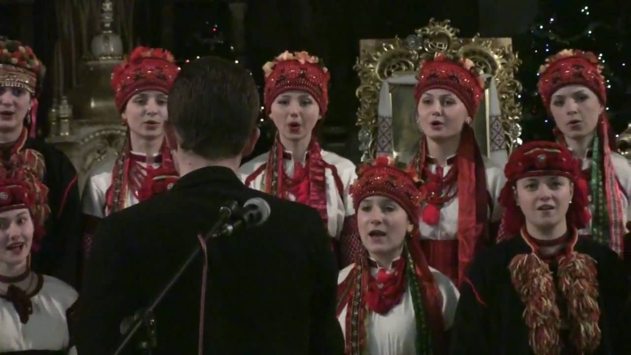 Carol of the Bells - Ukrainian Bell Carol - YouTube