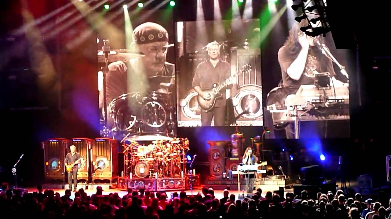 Rush The Camera Eye In Hd Stereo Time Machine Tour Jones Beach