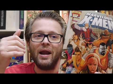 Marvel Comics Review: Age Of X-Man: Marvelous X-Men #1