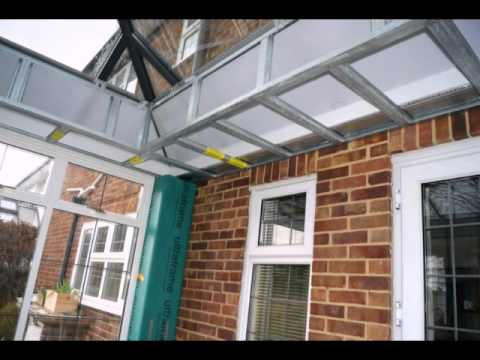 Barong Conservatories Installation Of Ultraframes Loggia