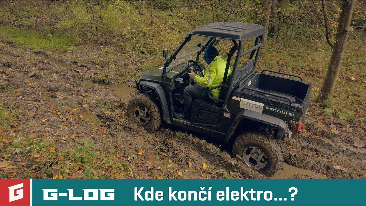 GLOG#58 - HISUN VECTOR E1 alebo večné deti - GARAZ.TV - Rasťo&Šulko