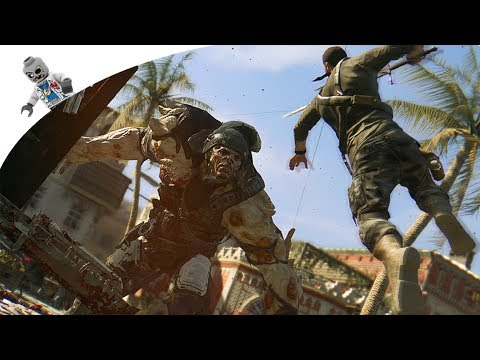 Monday Dying Light with a Splash of Overwatch -  720p / 60fps - Come Join the Fun!