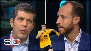 EL GOLAZO de Raúl Jiménez contra Liverpool desató una polémica entre Palomo e Ymay | SportsCenter
