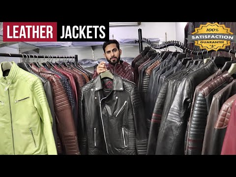 Leather Jackets In Retail & Wholesale | 100% Original Leather Guaranteed | Cheapest Leather Jackets