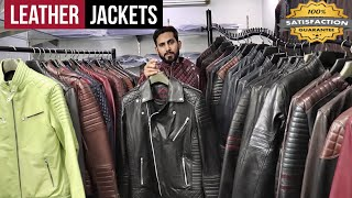 Leather Jackets in Retail & Wholesale   100% Original Leather Guaranteed   Cheapest Leather Jackets