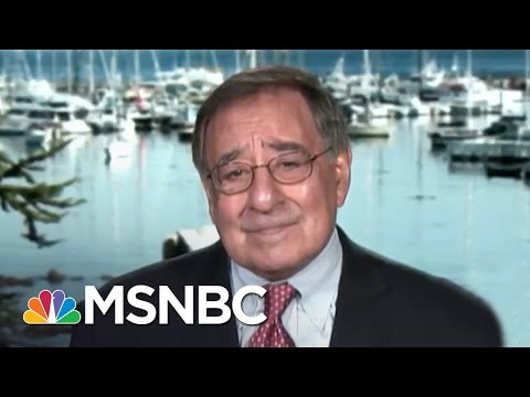 Leon Panetta: Russia Probe Needs To Be Credible | Andrea Mitchell | MSNBC
