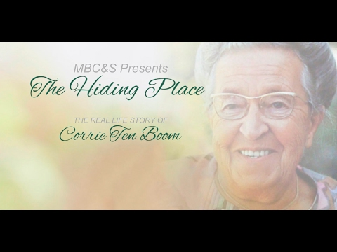 The Hiding Place - The Story of Corrie Ten Boom