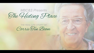 Video The Hiding Place - The Story of Corrie Ten Boom download MP3, 3GP, MP4, WEBM, AVI, FLV November 2017