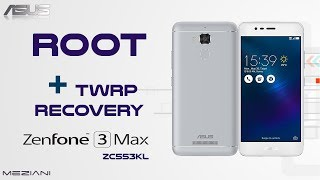 Root ASUS ZenFone 3 Max ZC553KL (X008/X008D) + TWRP Recovery