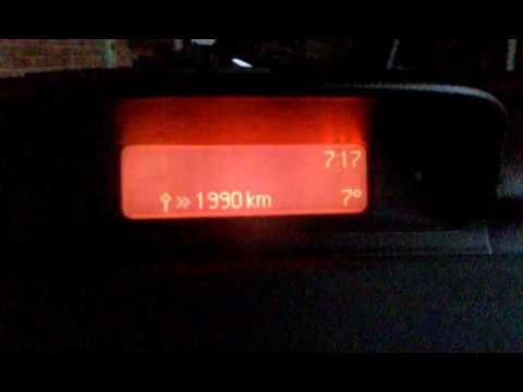 peugeot 307 1,6 16v petrol fuel consumption (potrosnja benzinac