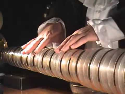 Tchaikowsky's Dance of the Sugar Plum Fairy on the Glass Harmonica by William Zeitler