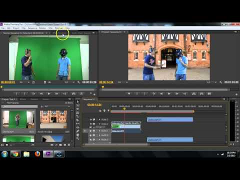 xsplit chroma key tutorial how to set up a green scre doovi. Black Bedroom Furniture Sets. Home Design Ideas