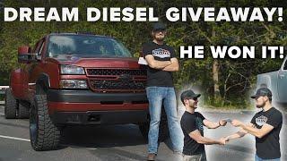 giving-a-diesel-dually-duramax-to-a-random-subscriber