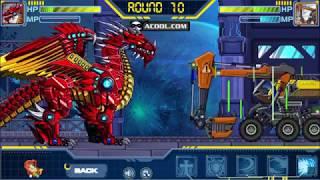 Excavator Vs Angry Bear Vs King Kong Vs Sickle Vs Red Dragon   Eftsei Gaming