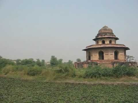 Water Palace at Etmadpur near Agra