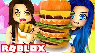 The Most Expensive Roblox Burger!