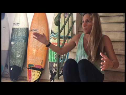 Surfing in Cuba