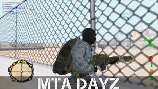MTA DAYZ // VK DAYZ - CAMPERANDO E INVADINDO A 51 #02
