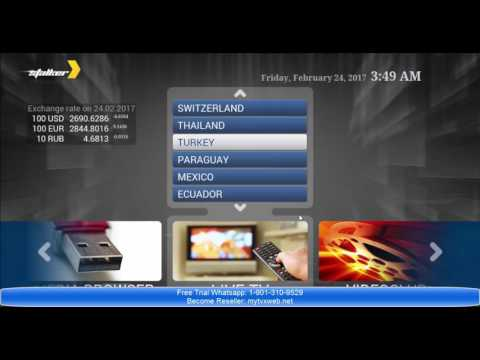 BEST IPTV PRIVATE SERVER FOR MAG250 AND MAG254