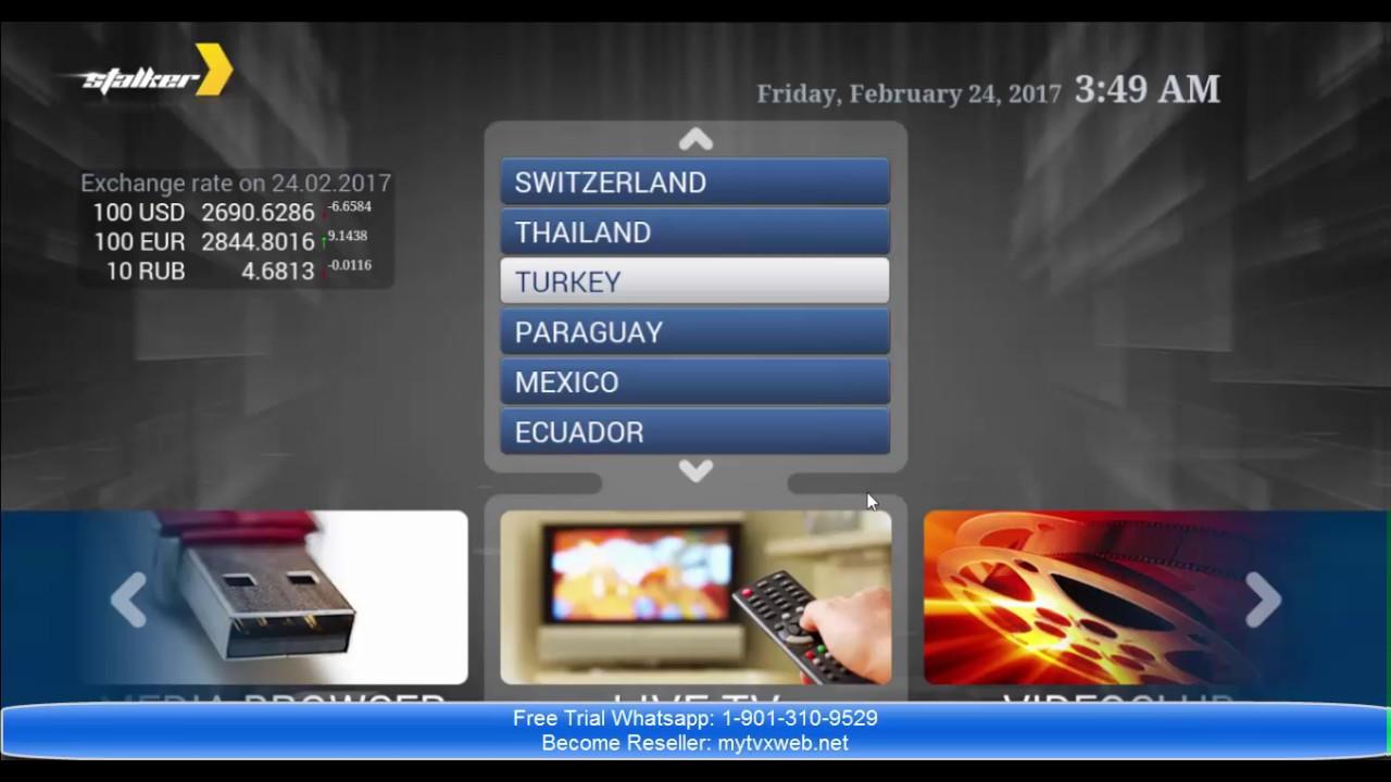 mag 250 iptv server free channels