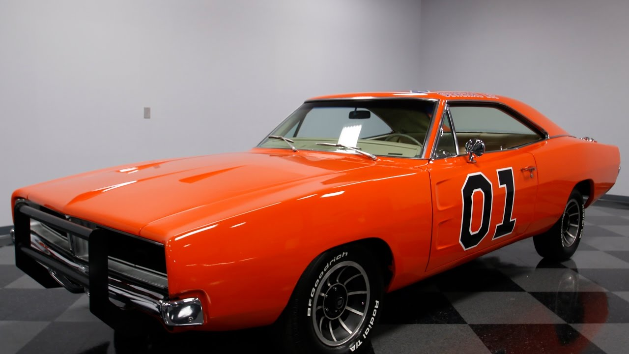 3796 Cha 1968 Dodge Charger General Lee Youtube