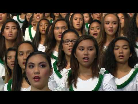2017 97th Annual Kamehameha Schools Song Contest — FULL HD