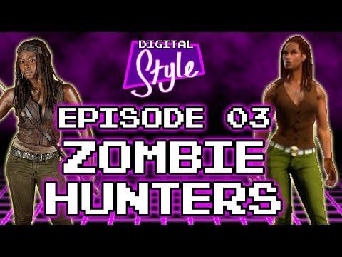 [Digital Style] Zombie Hunters
