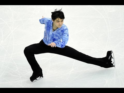 Yuzuru Hanyu Sets New World Record In Figure Skating - Winter Olympics ...