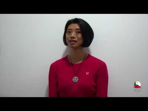 Anamarta's Jade Egg Holistic Practice Testimonial from Yingli