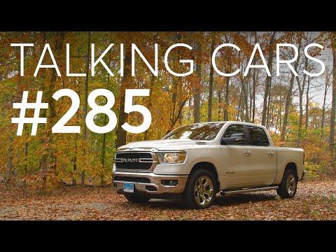2020 RAM 1500 Diesel Test Results; New Honda Civic, Subaru BRZ, and Acura MDX   Talking Cars #285