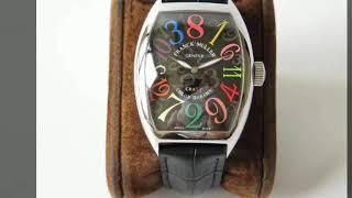 프랭크뮬러 크레이지아워 시계  레플리카 이미테이션  (…