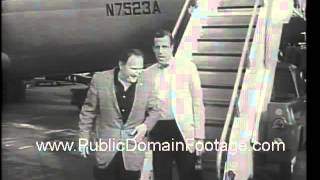 The Munsters - Munster Go Home Movie summer promotion 1966 newsreel