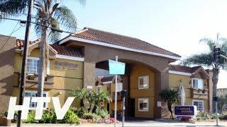 Sunburst Spa & Suites Motel en Los Angeles