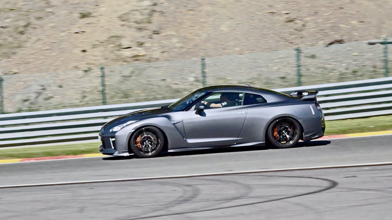 Image result for gtr on the track