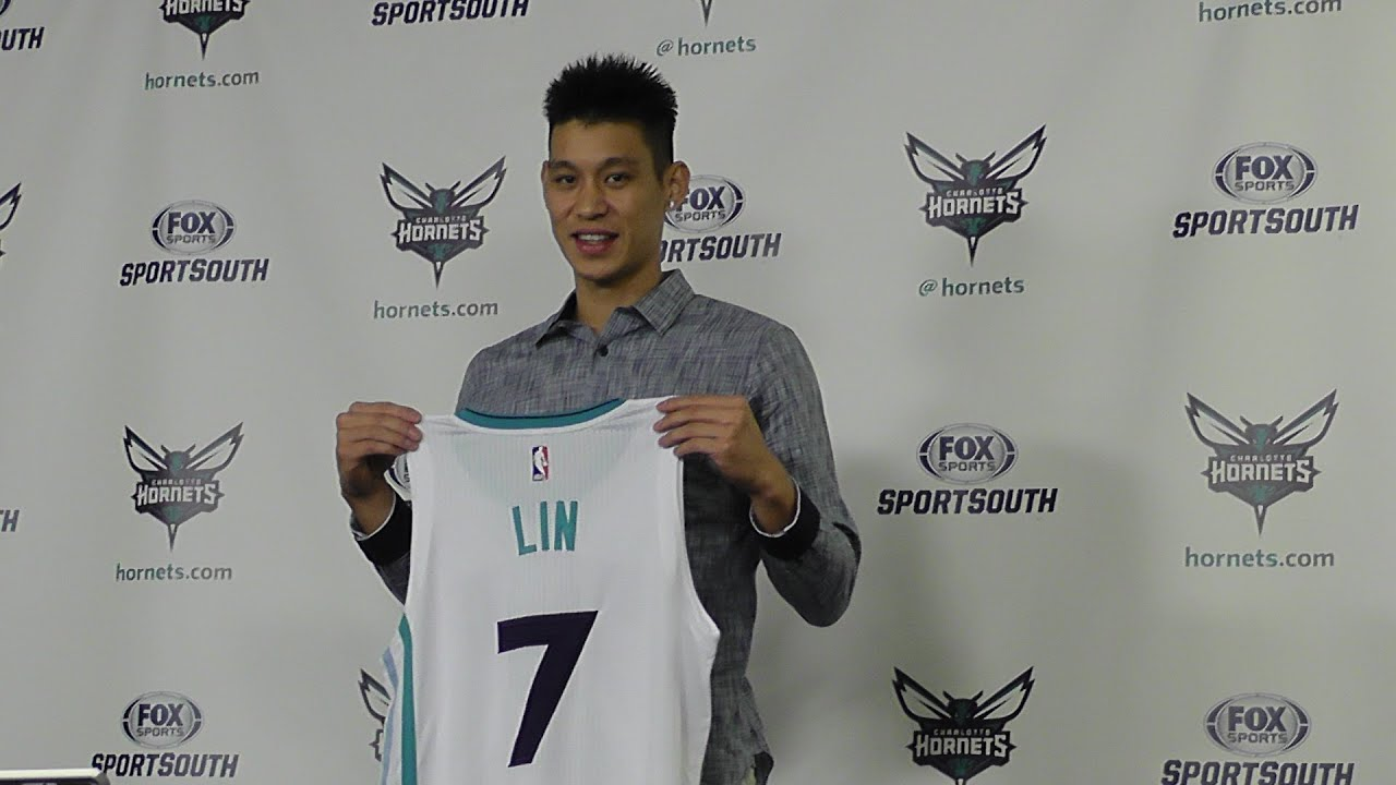 Meet jeremy lin of the charlotte hornets youtube meet jeremy lin of the charlotte hornets m4hsunfo