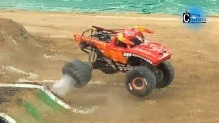 El Toro Loco Blown Its Wheels !