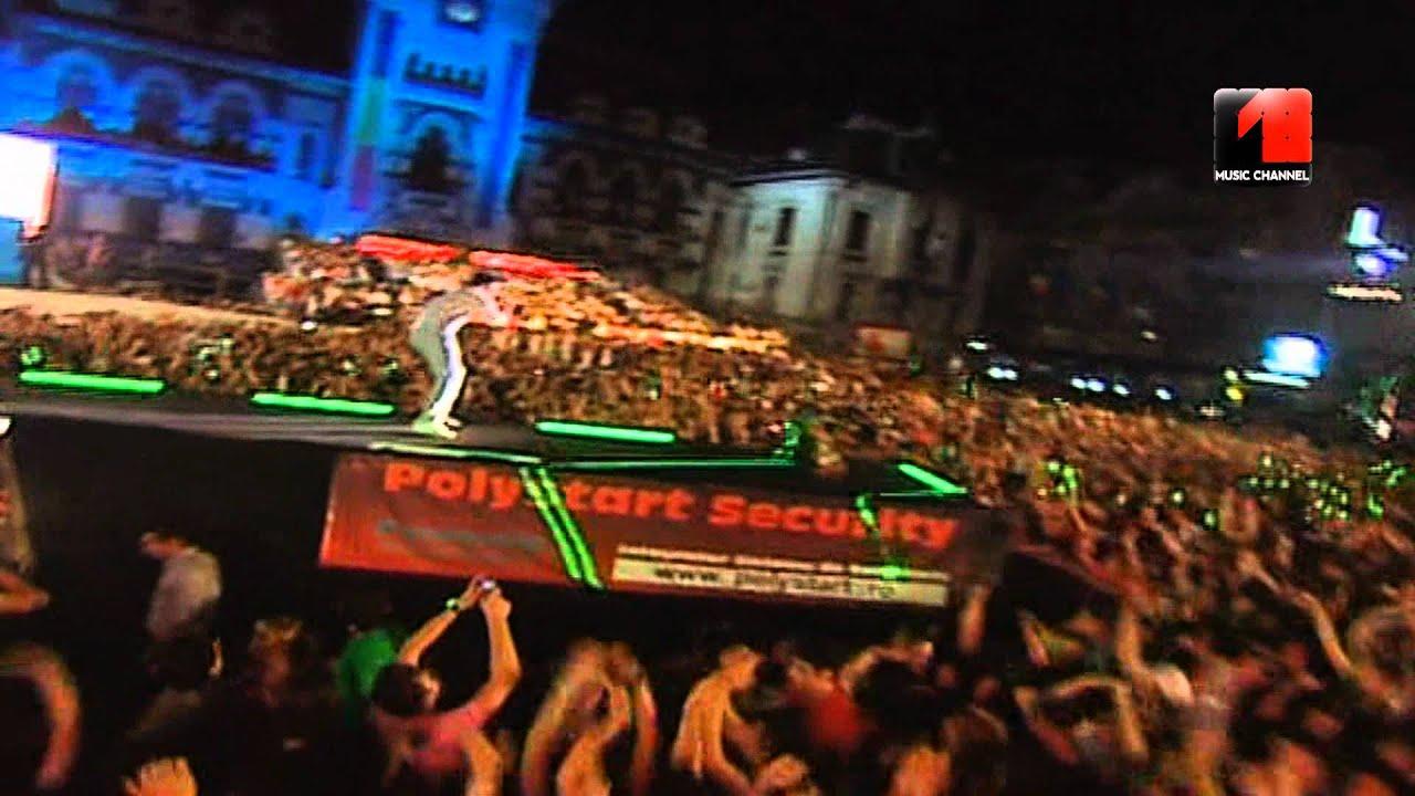 David DJ ft Dony - So Bizzare (Live @ RMA 2009)