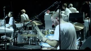 Home-LCD Soundsystem Live