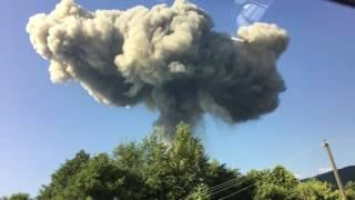 Взрыв В АБХАЗИИ!!!! Шок!!!