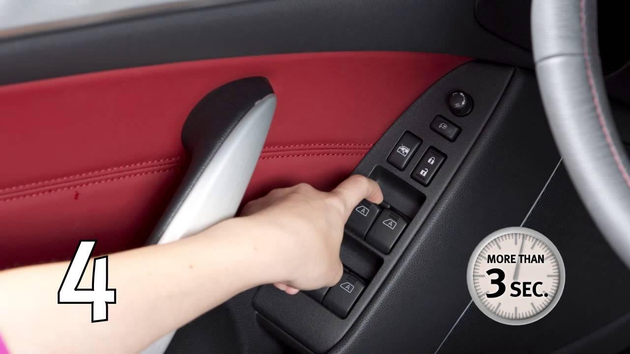 2013 Infiniti G Coupe/Convertible - Power Windows