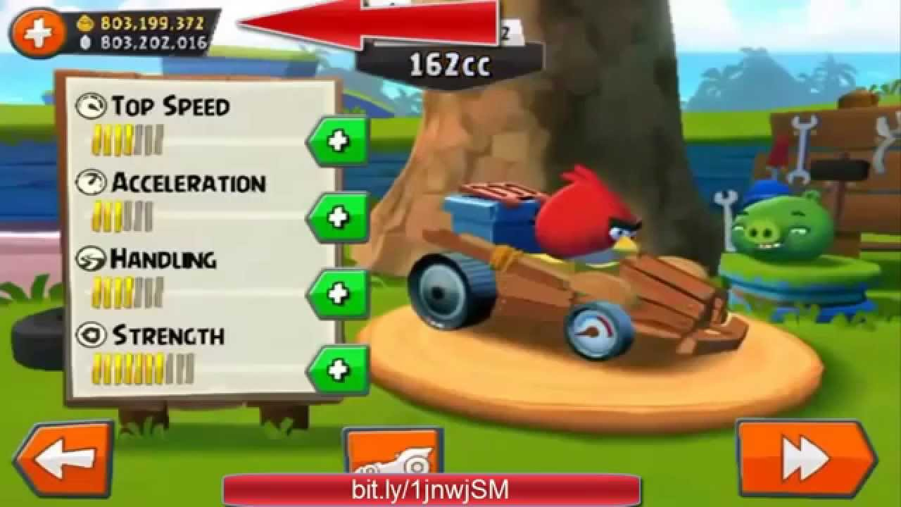 Fr angry birds go tricher gems coins gratuit hack neu t l charger youtube - Telecharger angry bird gratuit ...