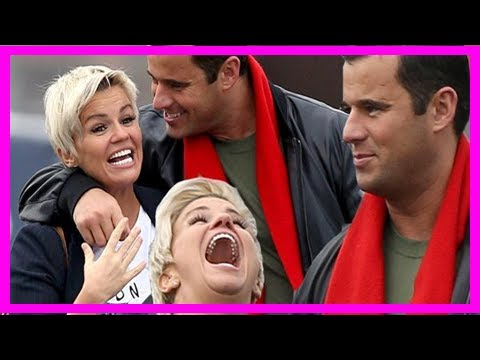 Breaking News | Kerry katona ramps up the pda with new boyfriend james english after split from hus