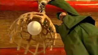 Тростниковые маты в телепередаче «Фазенда».