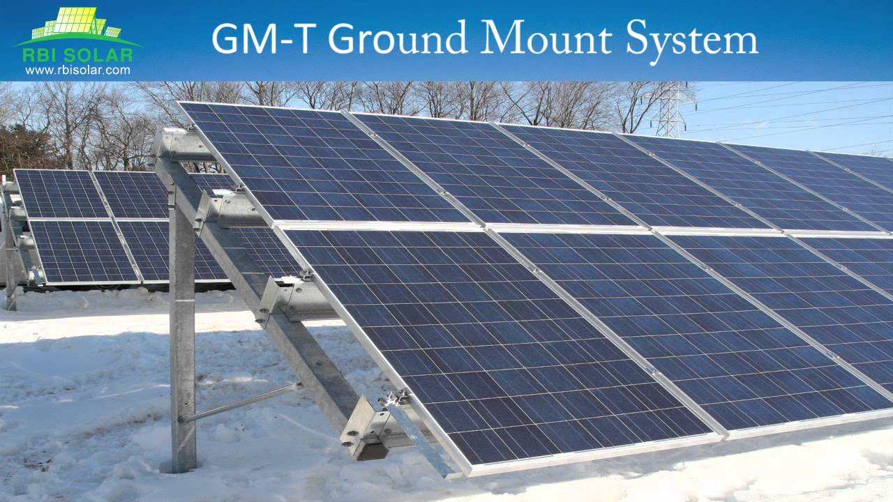 RBI Ground Mount Solar Project in PA