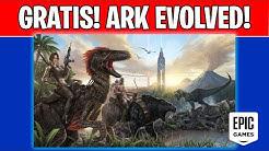 🎁 ARK gratis Download - Epic Games gibt uns kostenlos ARK: Survival Evolved (Gratis Spiele bekommen)