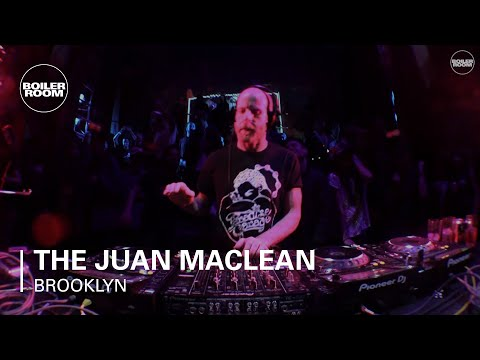 The Juan Maclean Boiler Room Brooklyn DJ Set