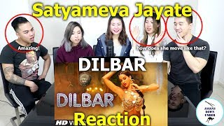 Asians Watch DILBAR | Satyameva Jayate | John Abraham | Nora Fatehi | Reaction Australian Asians