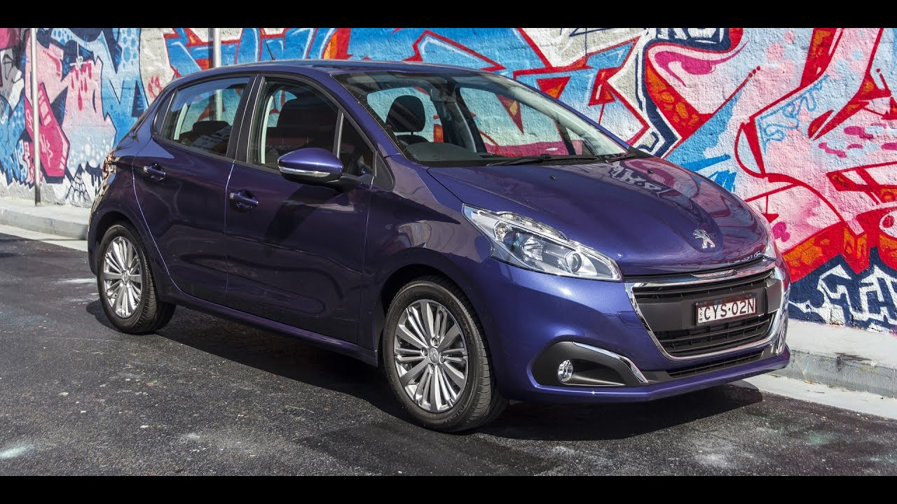 2016 peugeot 208 active review youtube. Black Bedroom Furniture Sets. Home Design Ideas