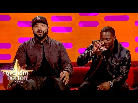 Kevin Hart Explains Why Ice Cube Sounds Irish – The Graham Norton Show