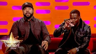 Kevin Hart Explains Why Ice Cube Sounds Irish - The Graham Norton Show